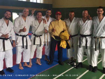 Examenes Karate 2019