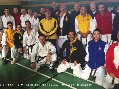 Expedición Exámenes Karate 2019